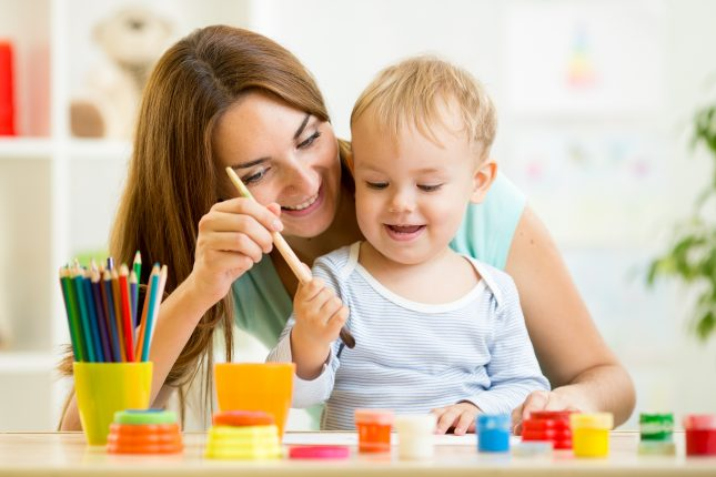 Learning - Child's Interest